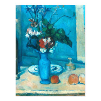 Paul Cezanne Art Postcard