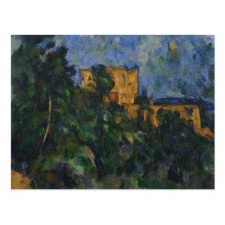 Paul Cezanne - Chateau Noir Postcard