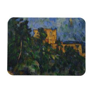 Paul Cezanne - Chateau Noir Rectangular Photo Magnet