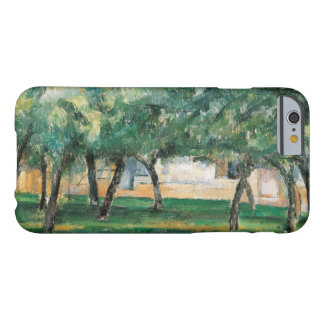Paul Cezanne - Farm in Normandy Barely There iPhone 6 Case