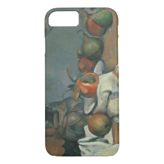 Paul Cezanne - Ginger Pot with Pomegranate iPhone 7 Case