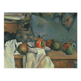 Paul Cezanne - Ginger Pot with Pomegranate Postcard