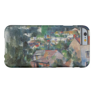 Paul Cezanne - Landscape Barely There iPhone 6 Case