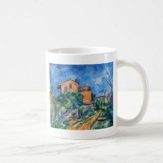 Paul Cezanne - Maison Maria Coffee Mug
