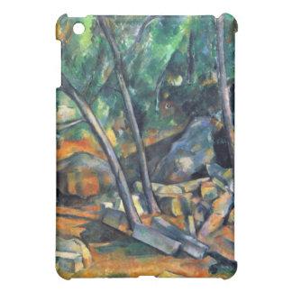 Paul Cezanne - Mill Stone iPad Mini Covers