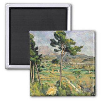 Paul Cezanne Mont Sainte-Victoire Magnet