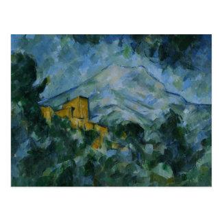 Paul Cezanne - Mont Sainte-Victoire Postcard
