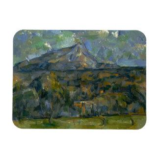 Paul Cezanne - Mont Sainte-Victoire Rectangular Photo Magnet