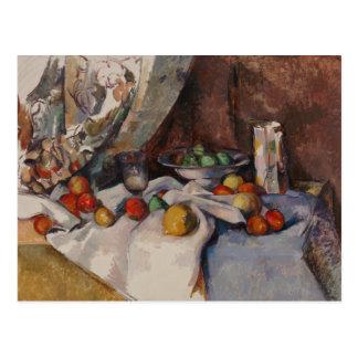 Paul Cezanne - Nature Morte Postcard