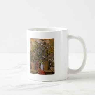 Paul Cezanne- Potted Plants Mug
