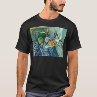 Paul Cezanne Still Life Ginger Jar and Eggplant T-Shirt