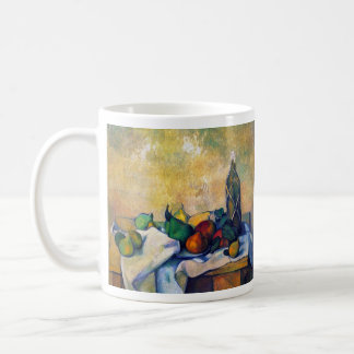 Paul Cezanne - Still life Rum Mug