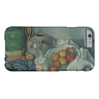 Paul Cezanne - Still Life with Apples Barely There iPhone 6 Case