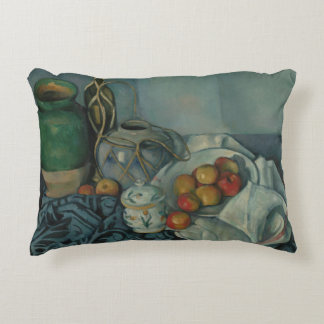 Paul Cezanne - Still Life with Apples Decorative Cushion