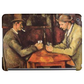 PAUL CEZANNE - The card players 1894