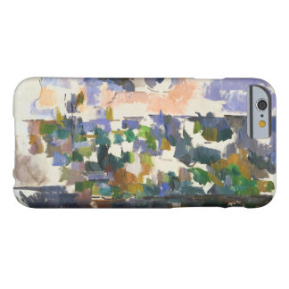 Paul Cezanne - The Garden at Les Lauves Barely There iPhone 6 Case