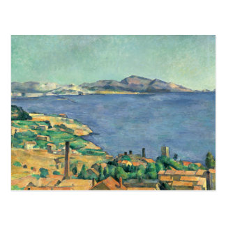 Paul Cezanne - The Gulf of Marseilles Postcard