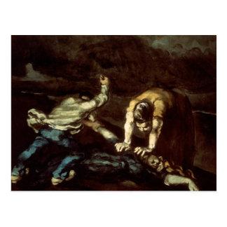 Paul Cezanne - The Murder Postcard