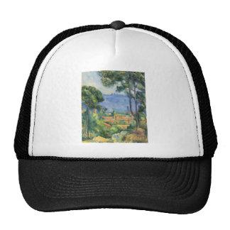 Paul Cezanne - View of L'Estaque and Chateaux d'If Cap
