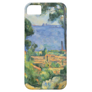 Paul Cezanne - View of L'Estaque and Chateaux d'If Case For The iPhone 5