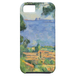 Paul Cezanne - View of L'Estaque and Chateaux d'If iPhone 5 Cases