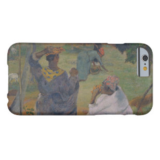 Paul Gauguin - Among the Mangoes at Martinique Barely There iPhone 6 Case