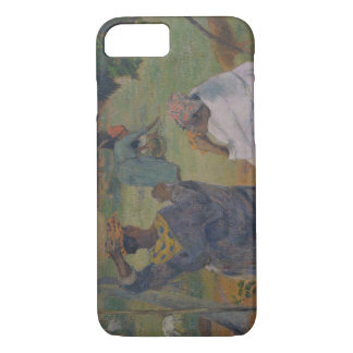 Paul Gauguin - Among the Mangoes at Martinique iPhone 7 Case