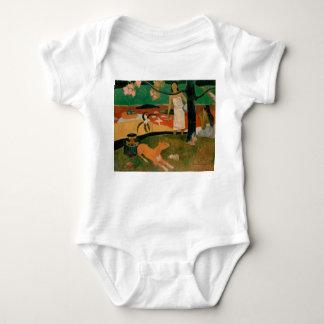 paul gauguin Art Baby Bodysuit