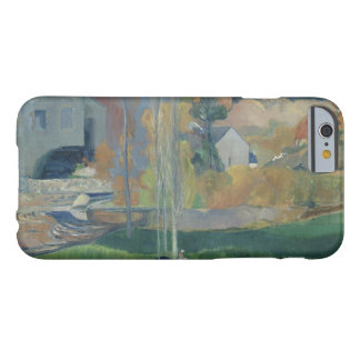 Paul Gauguin - Landscape in Brittany Barely There iPhone 6 Case