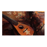 Paul Gauguin- Mandolin on a chair Pack Of Standard Business Cards