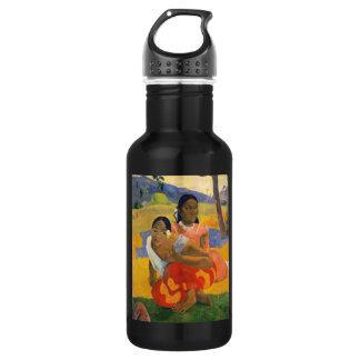 PAUL GAUGUIN - Nafea faa ipoipo 1892 532 Ml Water Bottle