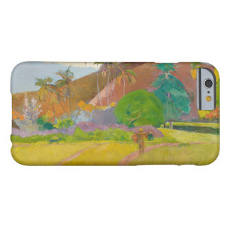 Paul Gauguin - Tahitian Landscape Barely There iPhone 6 Case