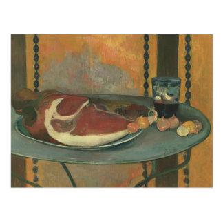 Paul Gauguin - The Ham Postcard