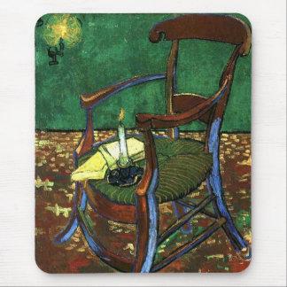 Paul Guaguin's Armchair by Vincent van Gogh Mouse Pad