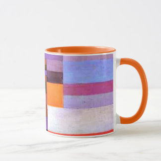 Paul Klee art - Fire Evening Mug