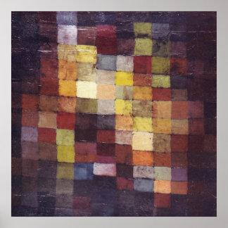Paul Klee Art Poster