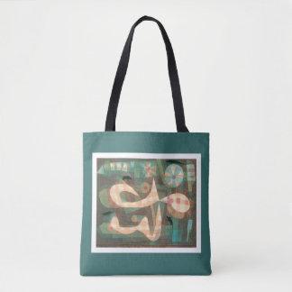 Paul Klee - Barbed Noose With Mice Tote Bag