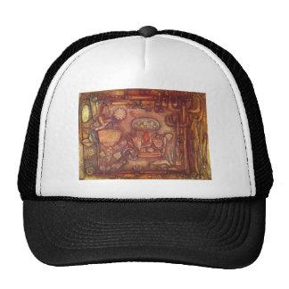 Paul Klee- Botanical Theater Hat