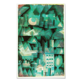 Paul Klee Dream City Print Photo