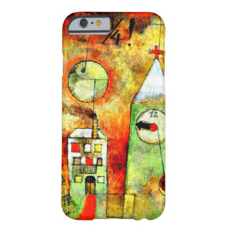 Paul Klee - Fateful Hour at Quarter to Twelve Barely There iPhone 6 Case