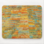 Paul Klee Highways and Byways Mouse Pad