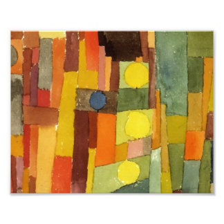 Paul Klee In The Style Of Kairouan Photo Print