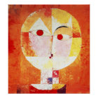 Paul Klee Senecio Poster