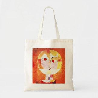 Paul Klee Senecio Tote Bag