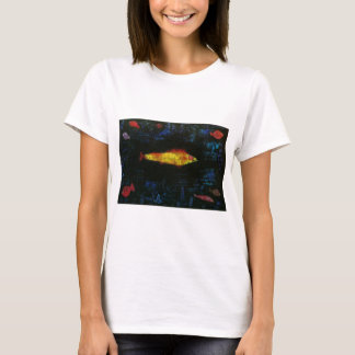 Paul Klee The Goldfish Gold Fish Goldfisch Fische T-Shirt