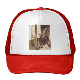 Paul Klee: The signatories to the window Trucker Hats