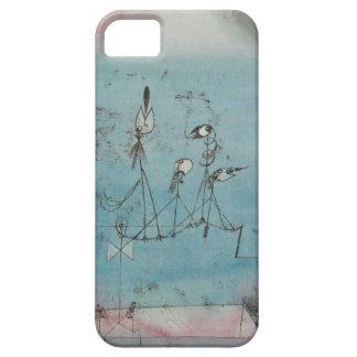 Paul Klee Twittering Machine iPhone 5 Case