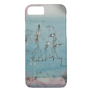 Paul Klee Twittering Machine iPhone 7 case