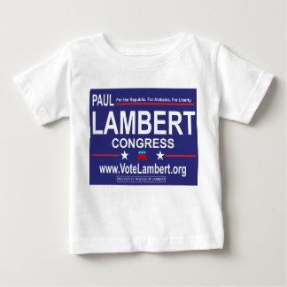 Paul Lambert for Congress Toddler T-Shirt
