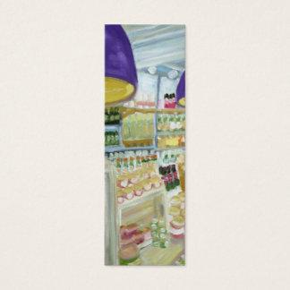 Paul Lamotte Interior Skinny Bookmark Mini Business Card